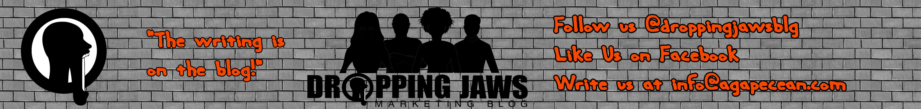 Dropping Jaws Marketing Blog
